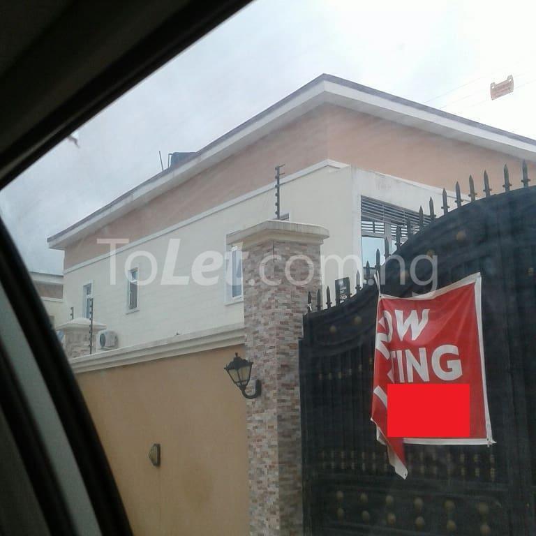 House for sale Ogombo, (4 to 5minutes to Abraham Adesanya Estate)Ajah, Lekki lagos  Abraham adesanya estate Ajah Lagos - 5