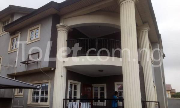 7 bedroom detached duplex house for sale arowojobe estate