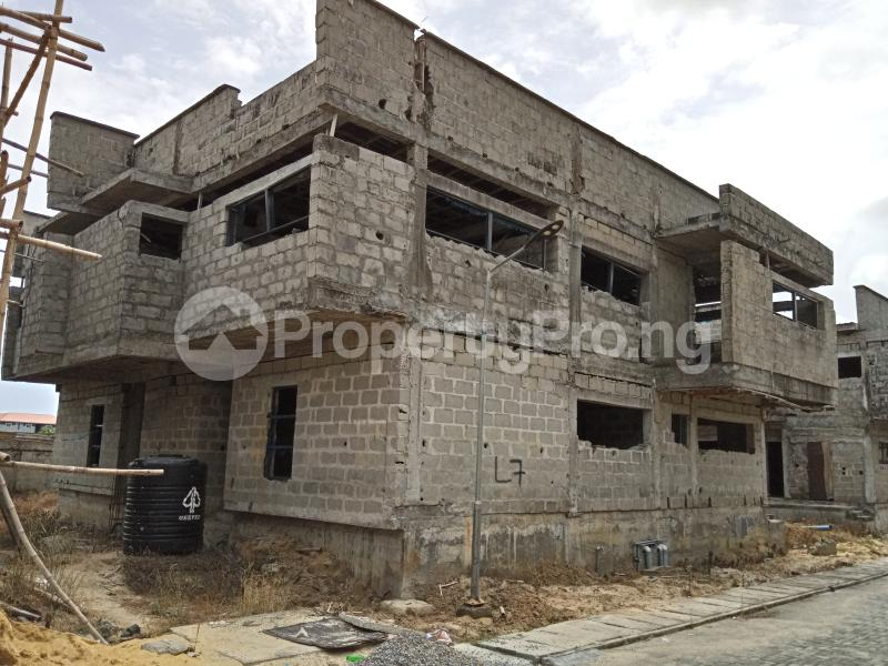 3 bedroom Semi Detached Duplex House for sale Diamond Estate by Novare Mall (Shoprite)  Monastery road Sangotedo Lagos - 1