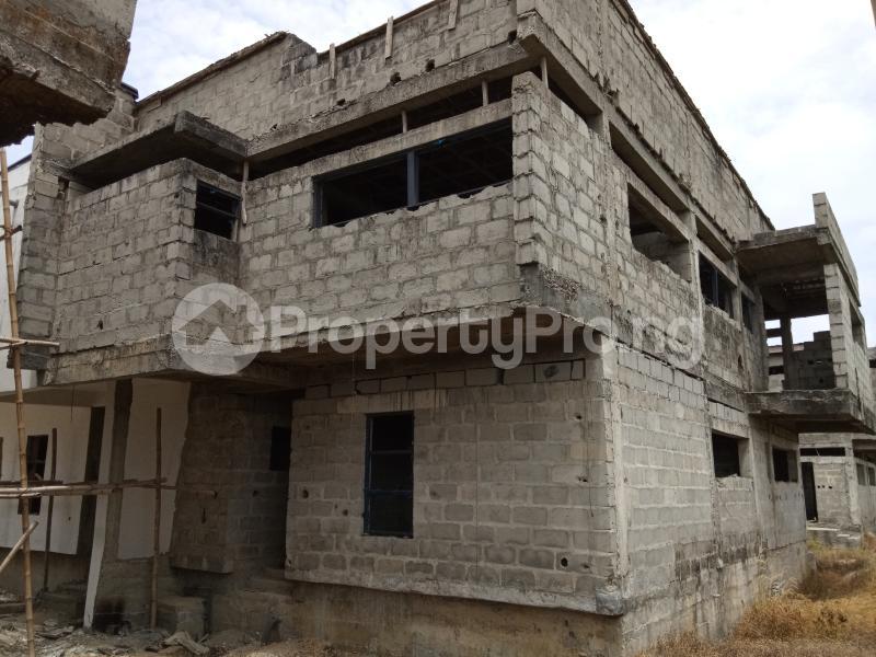 3 bedroom Semi Detached Duplex House for sale Diamond Estate by Novare Mall (Shoprite)  Monastery road Sangotedo Lagos - 0