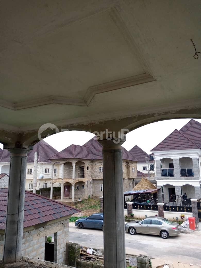 4 bedroom Detached Duplex House for sale Shelter view Estate off Lokogoma bye pass Wumba District   Wumba Abuja - 1