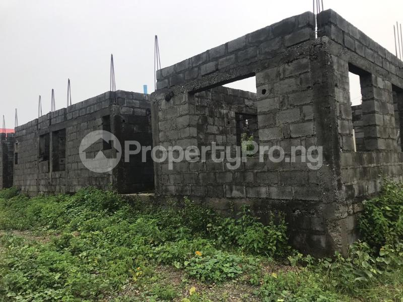 4 bedroom House for sale African University of Science Estate Galadinmawa Abuja - 2