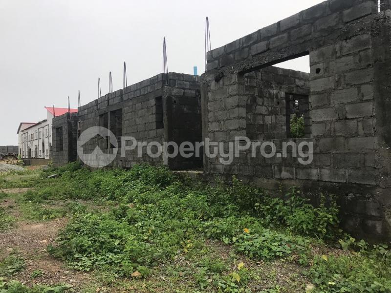 4 bedroom House for sale African University of Science Estate Galadinmawa Abuja - 1