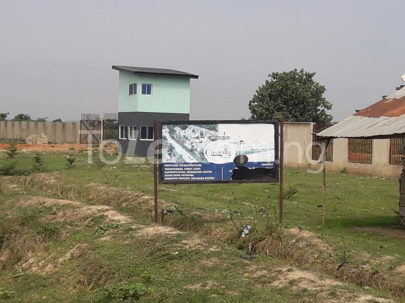Land for sale Magboro Magboro Obafemi Owode Ogun - 1