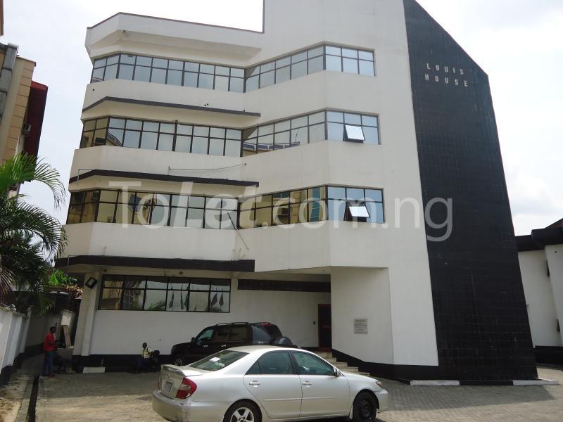 Office Space Commercial Property for rent Port Harcourt - Aba Express Road Port-harcourt/Aba Expressway Port Harcourt Rivers - 1