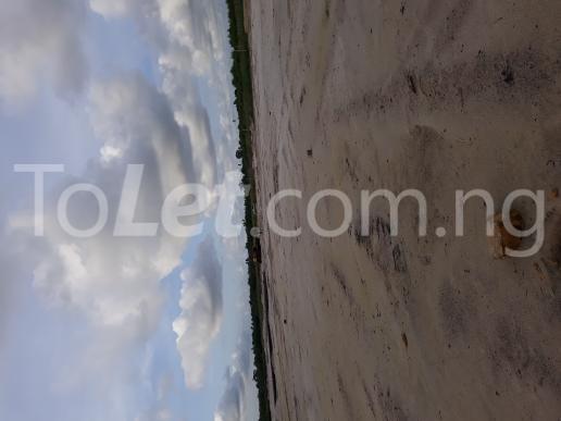 Land for sale behind Abijo GRA Sangotedo Lagos - 0
