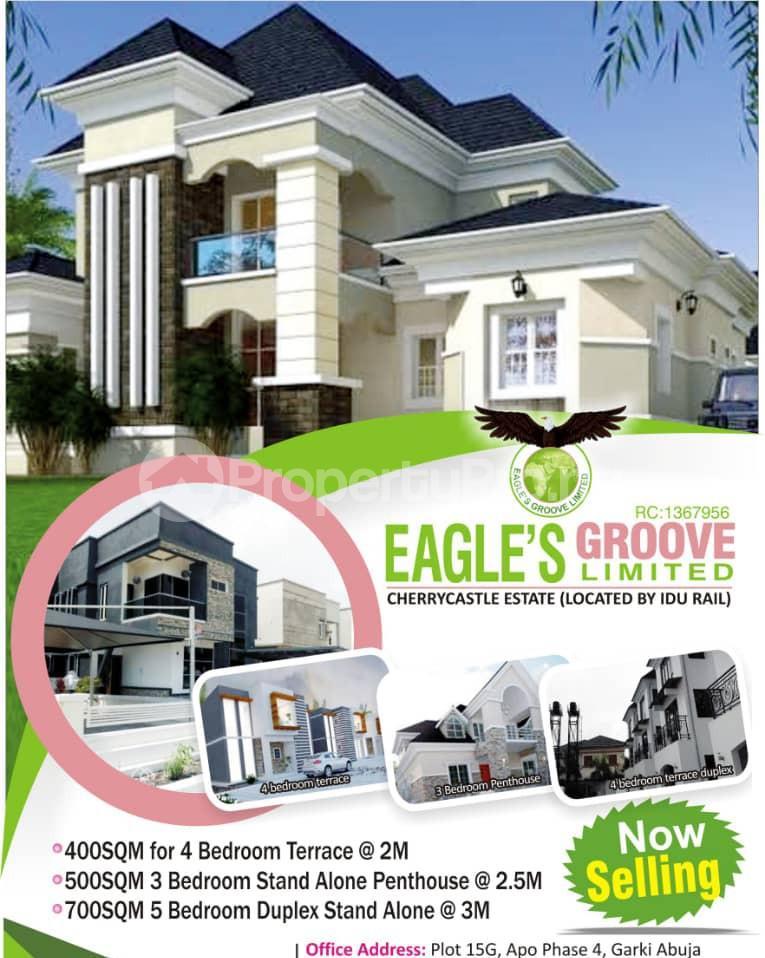 Residential Land Land for sale BY IDU RAIL STATION Idu Abuja - 2