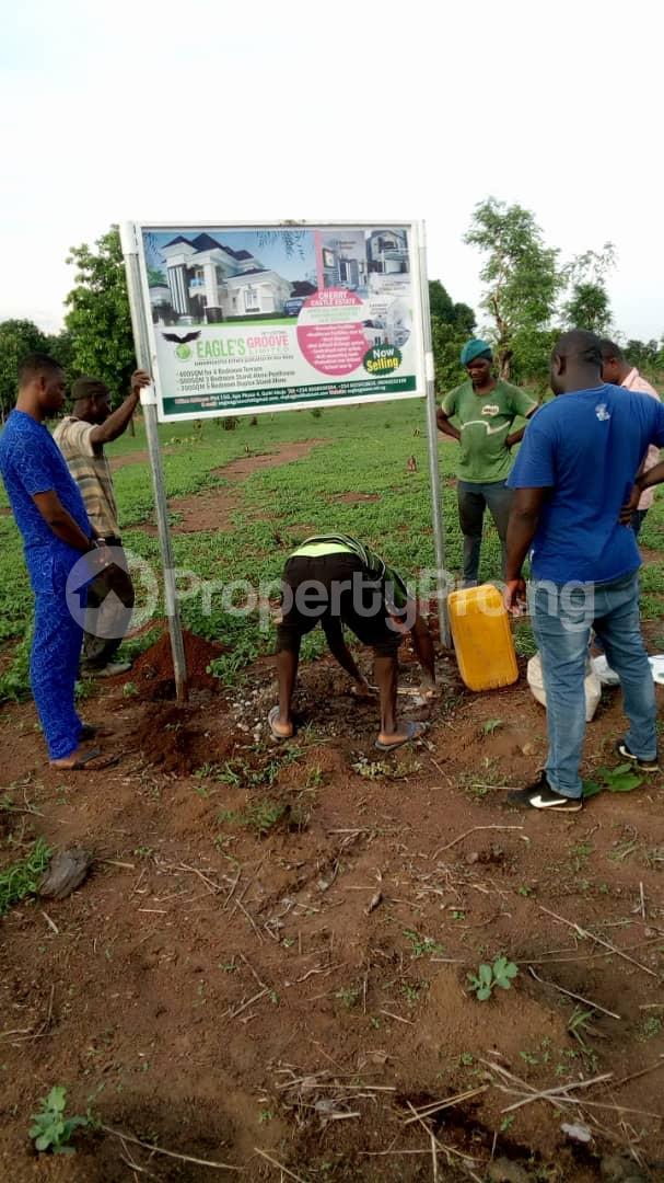 Residential Land Land for sale BY IDU RAIL STATION Idu Abuja - 1