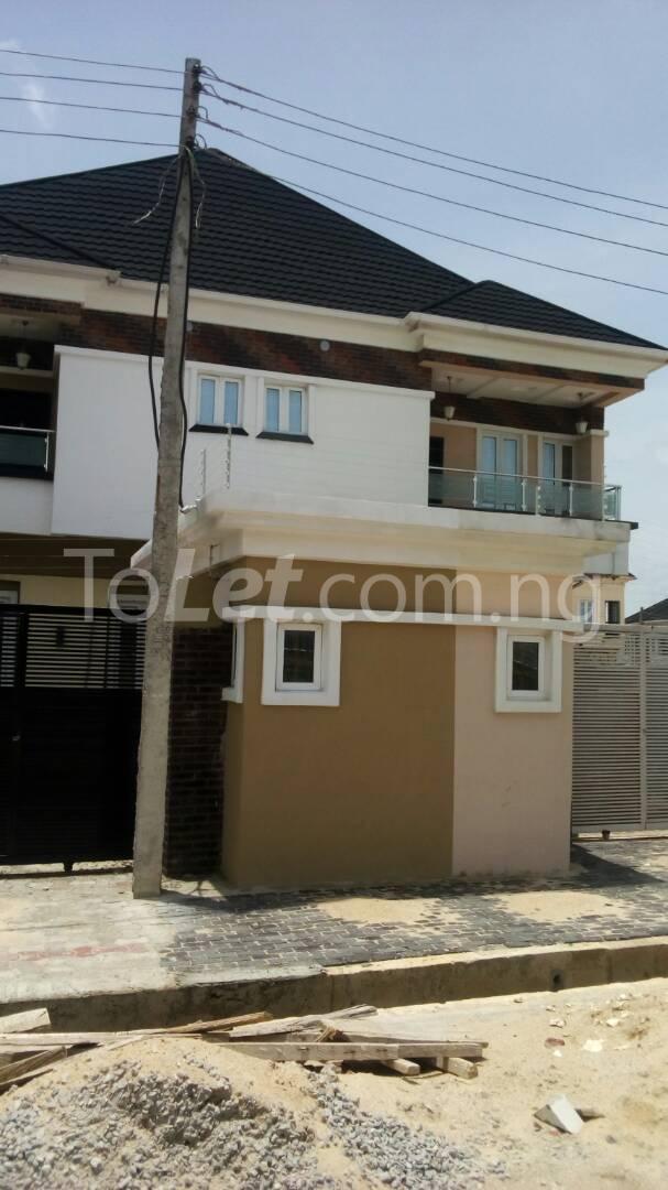 4 bedroom House for rent - Idado Lekki Lagos - 4