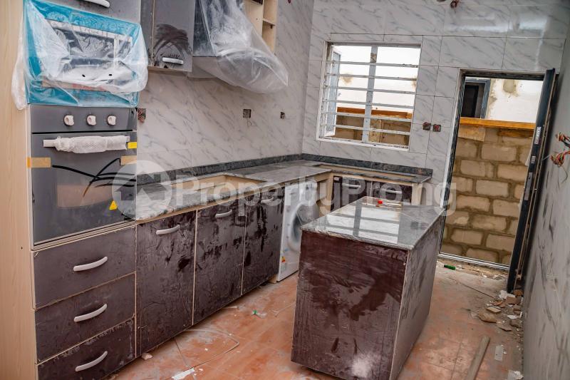 4 bedroom House for sale chevron Lekki Lagos - 4