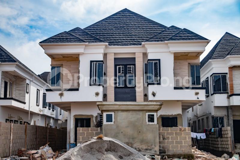 4 bedroom House for sale chevron Lekki Lagos - 0