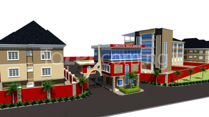 Land for sale Christal Villa – Kentops is Located in Elebu GRA, Off Akala Expressway, Ibadan, Oyo State Akala Express Ibadan Oyo - 2