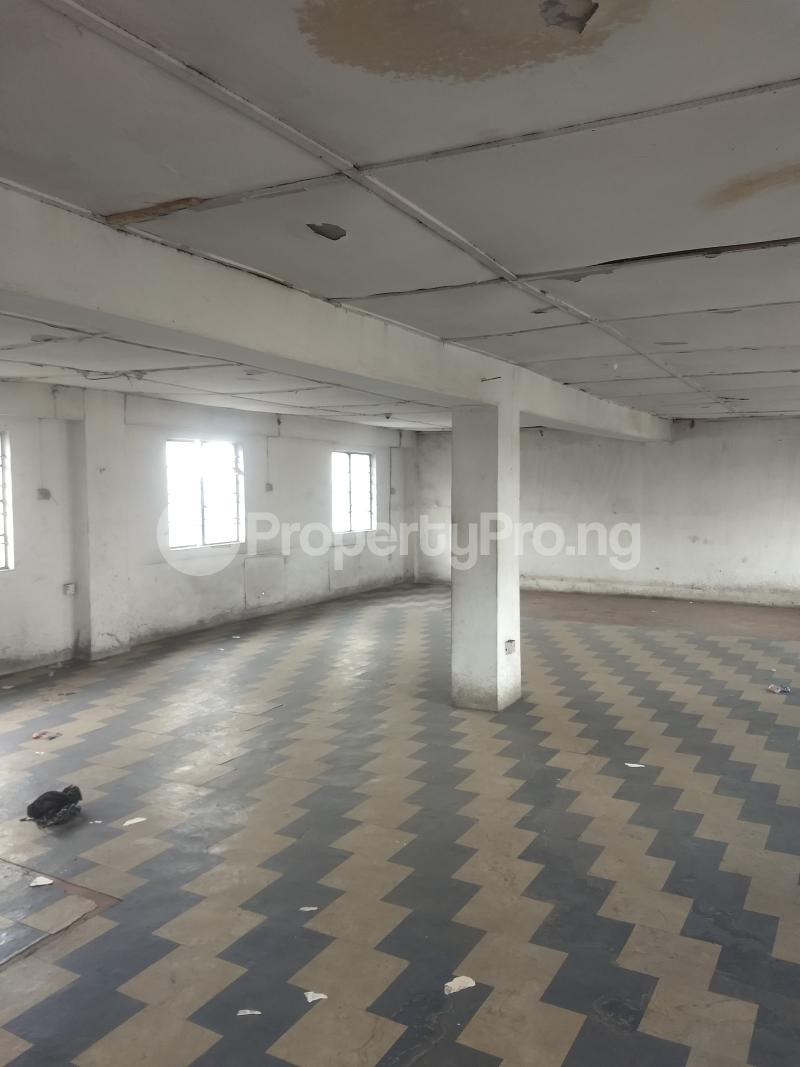 Church Commercial Property for rent Western Avenue Ojuelegba Surulere Lagos - 4