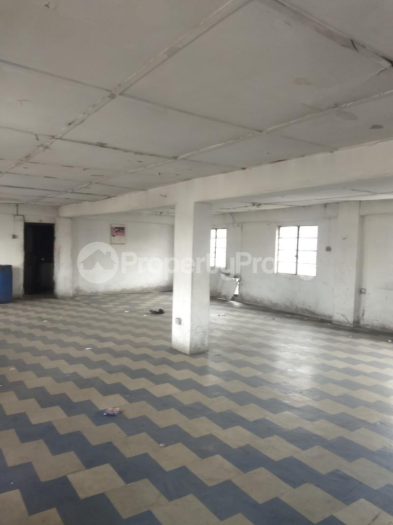 Church Commercial Property for rent Western Avenue Ojuelegba Surulere Lagos - 1