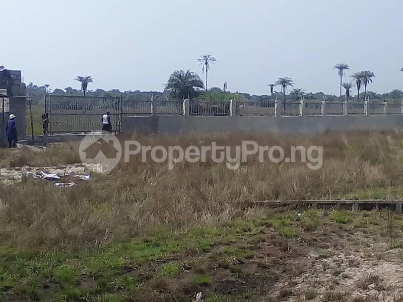Land for sale Mawejo LaCampaigne Tropicana Ibeju-Lekki Lagos - 10