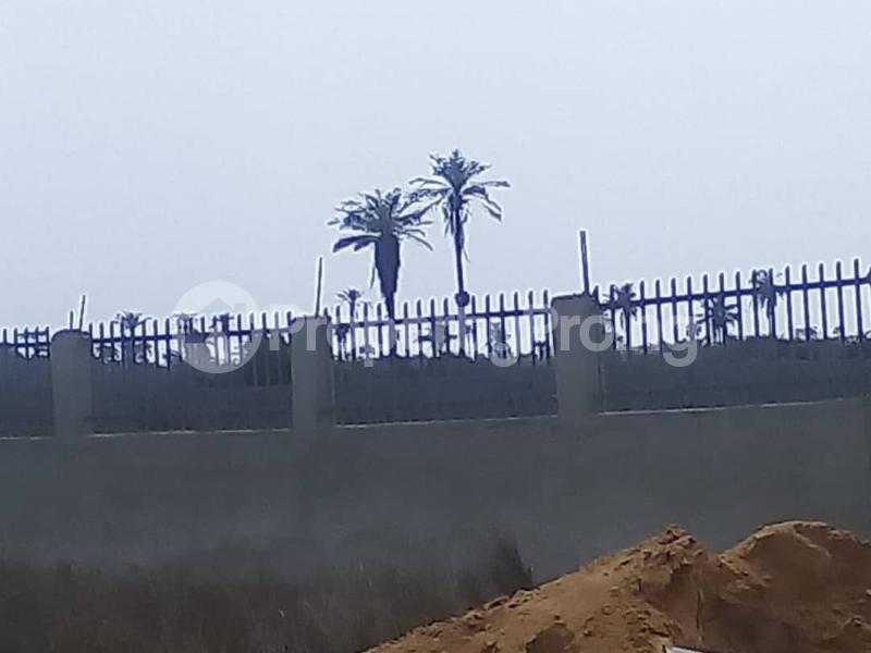 Land for sale Mawejo LaCampaigne Tropicana Ibeju-Lekki Lagos - 15