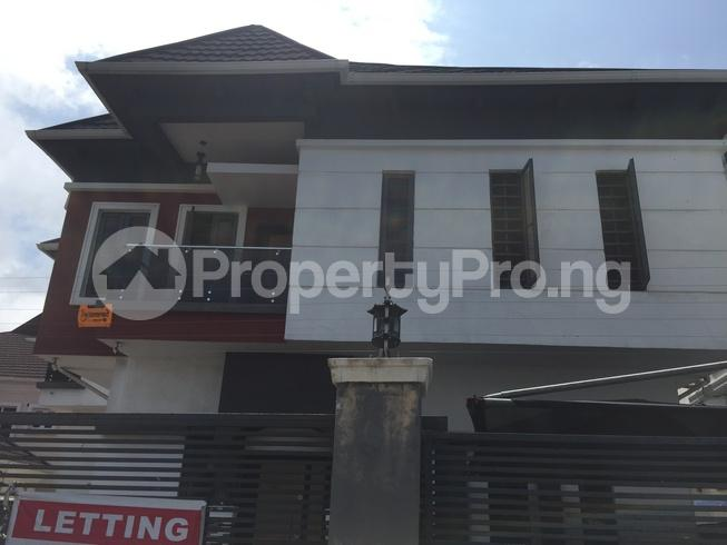 5 bedroom Detached Duplex House for rent CVE lekki Lekki Lagos - 1