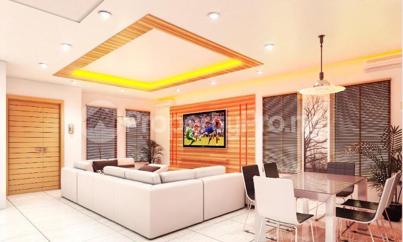 4 bedroom Semi Detached Duplex House for sale In a modern Estate chevron Lekki Lagos - 3