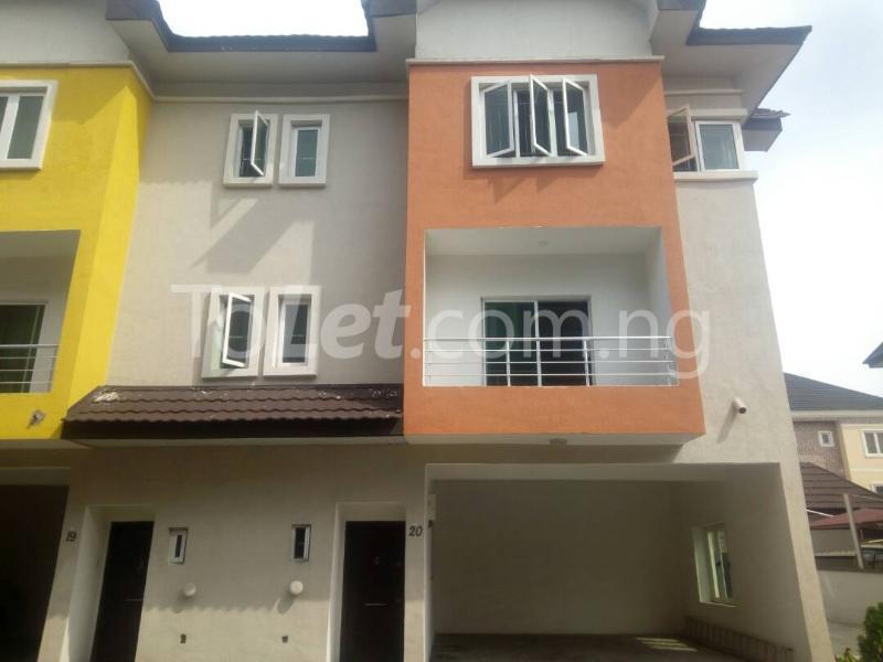 3 bedroom House for rent ikate Elegushi Ikate Lekki Lagos - 0