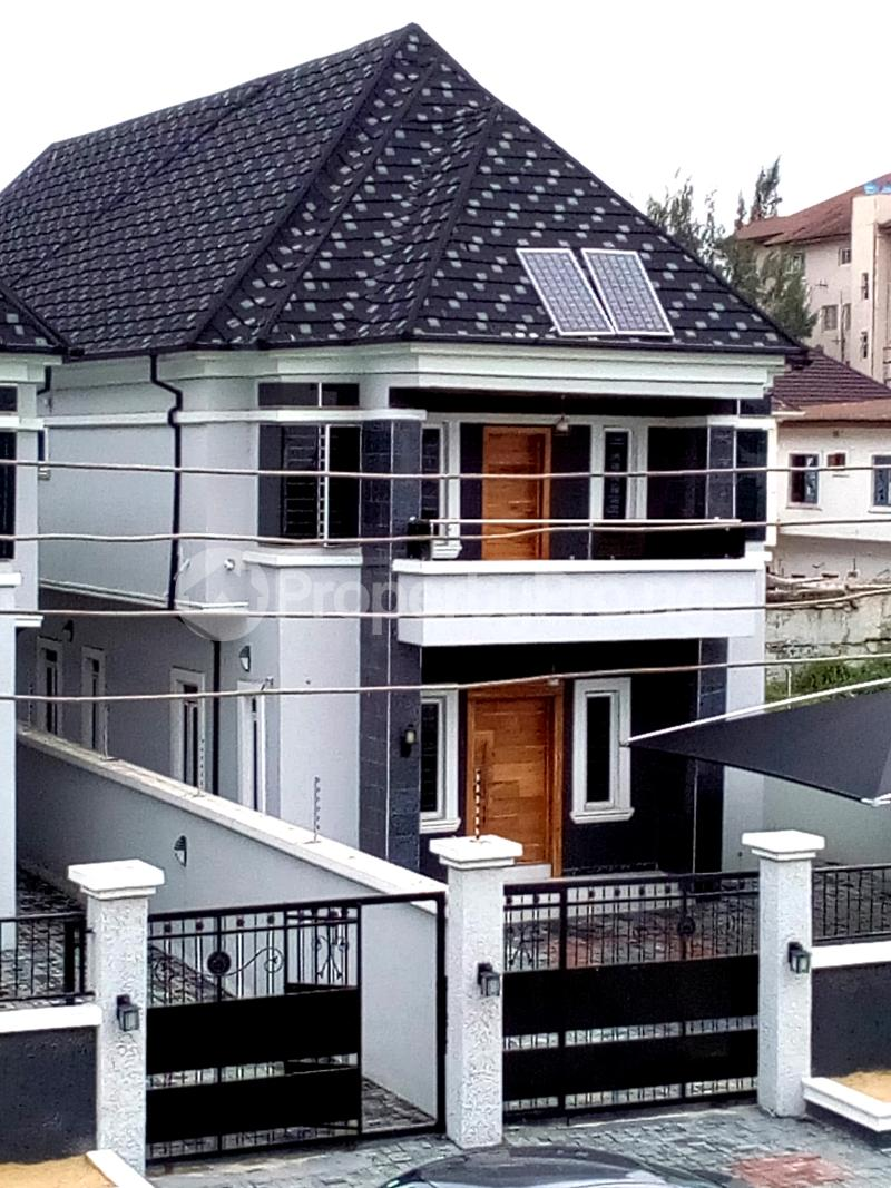5 bedroom Detached Duplex House for sale environs of chevron Lekki Lagos - 25