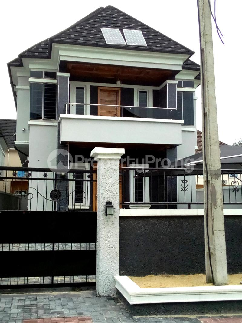 5 bedroom Detached Duplex House for sale environs of chevron Lekki Lagos - 0