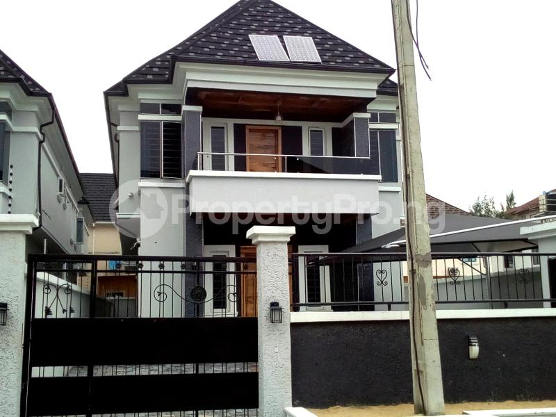 5 bedroom Detached Duplex House for sale environs of chevron Lekki Lagos - 24
