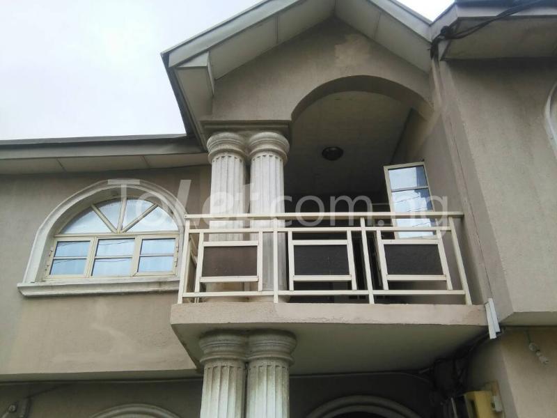 2 bedroom House for rent Akinwunmi street Mende Maryland Lagos - 1
