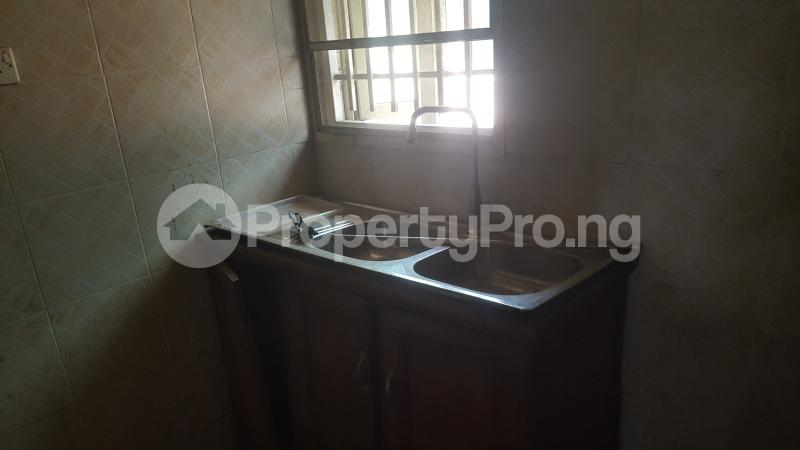 2 bedroom Flat / Apartment for rent Oshodi estate Oshodi Expressway Oshodi Lagos - 4