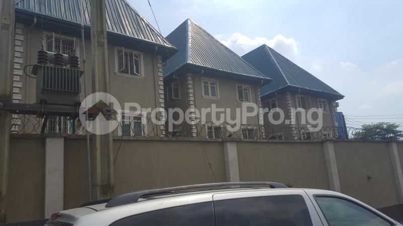 2 bedroom Flat / Apartment for rent Oshodi estate Oshodi Expressway Oshodi Lagos - 0