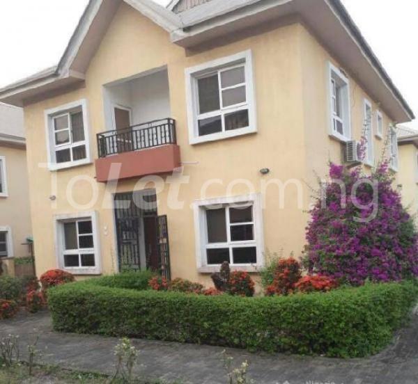 4 bedroom House for sale Northern Foreshore estate chevron Lekki Lagos - 8