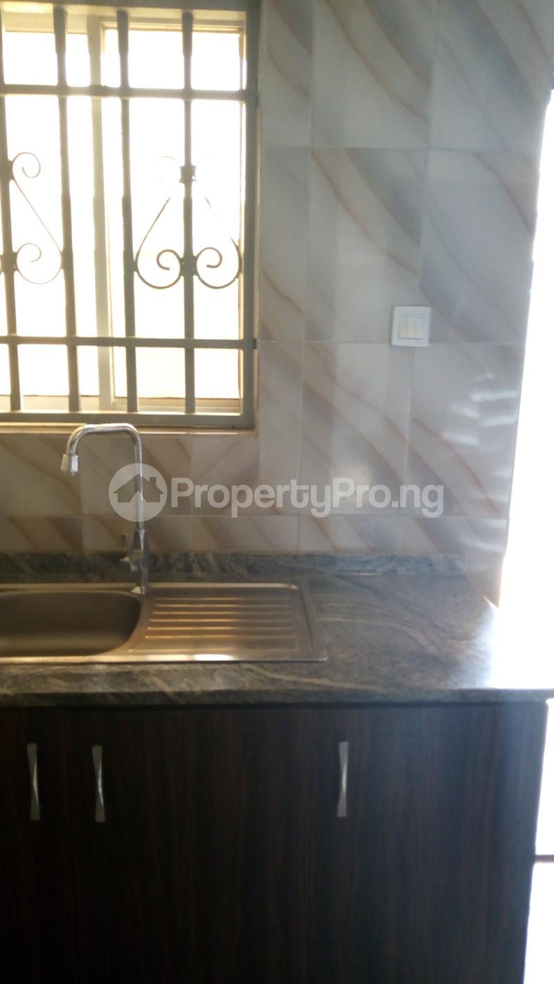 1 bedroom mini flat  Mini flat Flat / Apartment for rent Dabo comprehensive estate Gwarinpa Abuja - 2