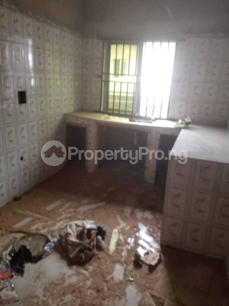 Block of Flat for rent Wemimo Oshinaike street okota Okota Lagos - 4