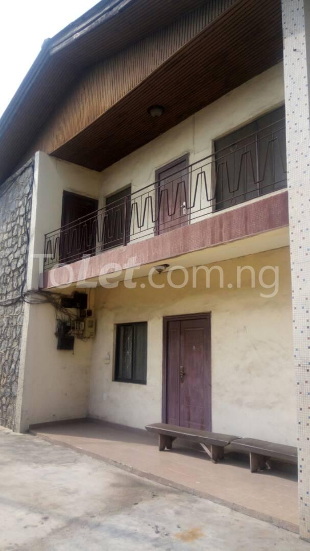 4 bedroom House for rent Mercy eneli state Masha Surulere Lagos - 0
