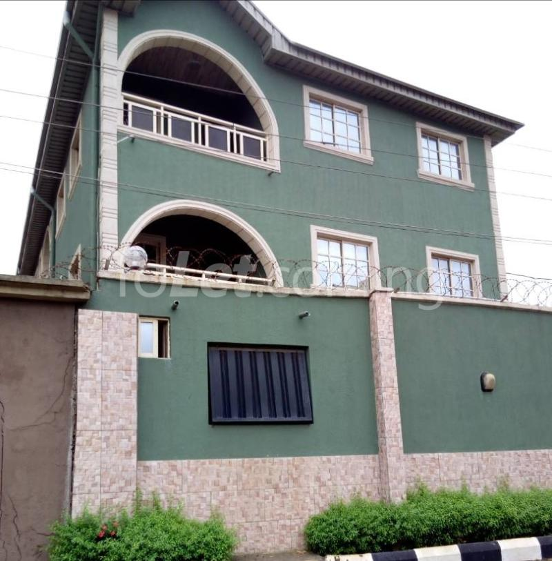 3 bedroom Flat / Apartment for rent Awofodu, Ajiwun off pedro road Phase 1 Gbagada Lagos - 0