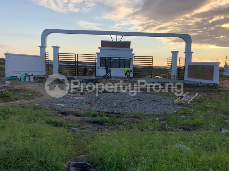 Residential Land Land for rent Behind Novera Mall Monastery road Sangotedo Lagos - 0