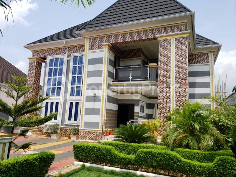 4 bedroom Detached Duplex House for sale Off Okpanma Road Behind High Court Asaba Delta - 0