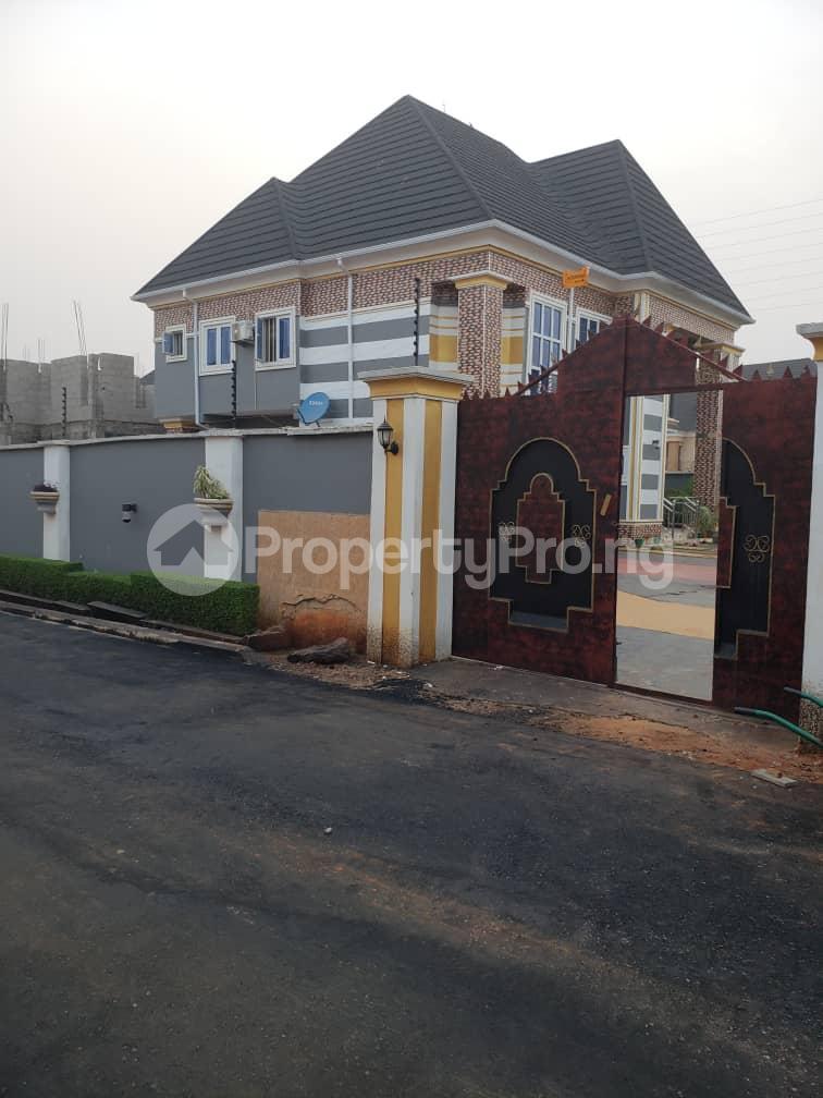 4 bedroom Detached Duplex House for sale Off Okpanma Road Behind High Court Asaba Delta - 8