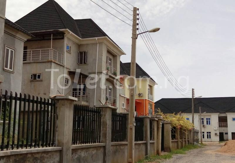 5 bedroom House for sale life-camp beside adebowale Gas. Life Camp Abuja - 0