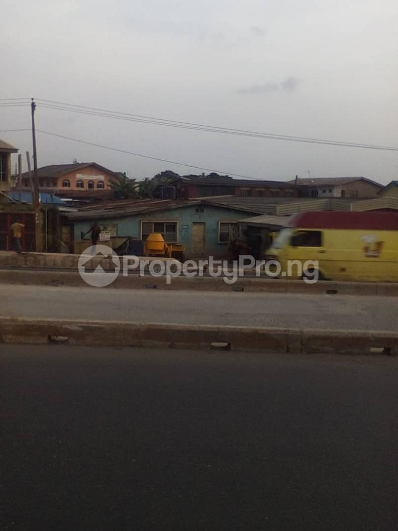 4 bedroom Commercial Property for sale Mongoro bus stop Mangoro Ikeja Lagos - 0