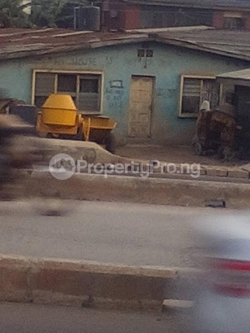 4 bedroom Commercial Property for sale Mongoro bus stop Mangoro Ikeja Lagos - 1