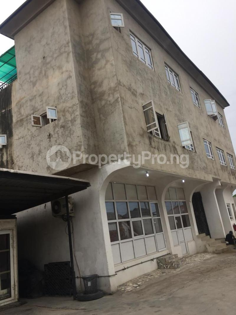 2 bedroom Office Space Commercial Property for sale Airport road Ajao Estate Isolo Lagos - 3