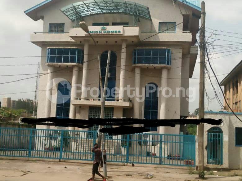 Office Space Commercial Property for sale Opebi Allen way Opebi Ikeja Lagos - 2