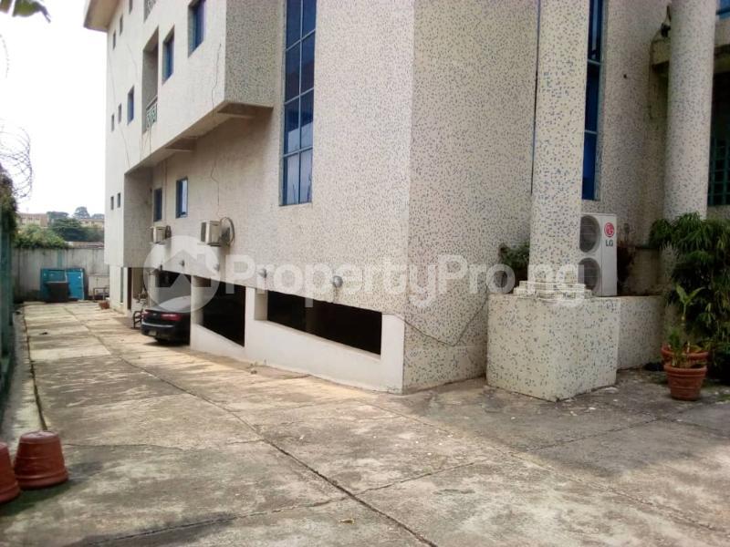 Office Space Commercial Property for sale Along Opebi Road, Ikeja, Lagos. Opebi Ikeja Lagos - 2