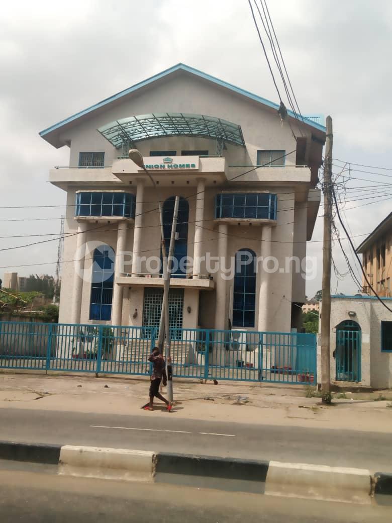 Office Space Commercial Property for sale Along Opebi Road, Ikeja, Lagos. Opebi Ikeja Lagos - 0