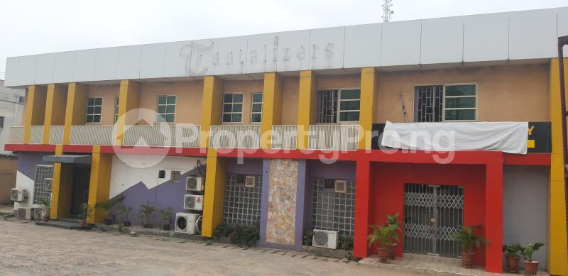 Office Space Commercial Property for rent ikosi road Oregun Ikeja Lagos - 1