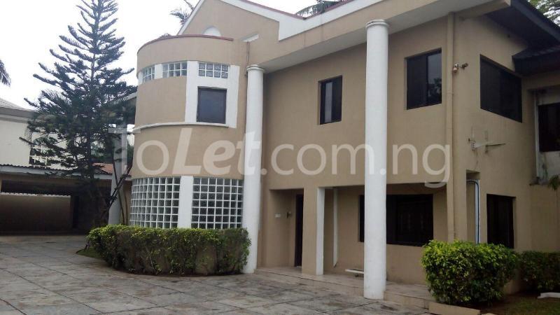 Commercial Property for rent Milverton Road Ikoyi Lagos - 1