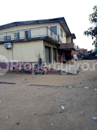 Commercial Property for sale Dopemu major area Dopemu Agege Lagos - 7