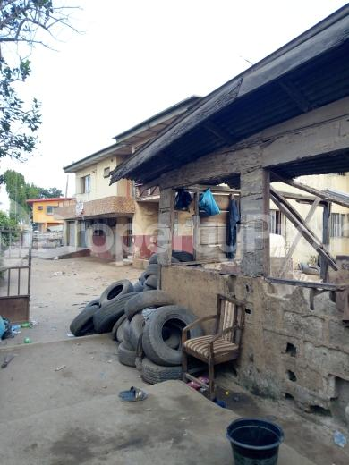 Commercial Property for sale Dopemu major area Dopemu Agege Lagos - 12