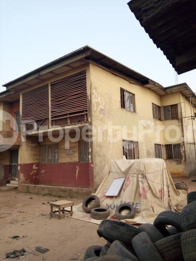 Commercial Property for sale Dopemu major area Dopemu Agege Lagos - 4
