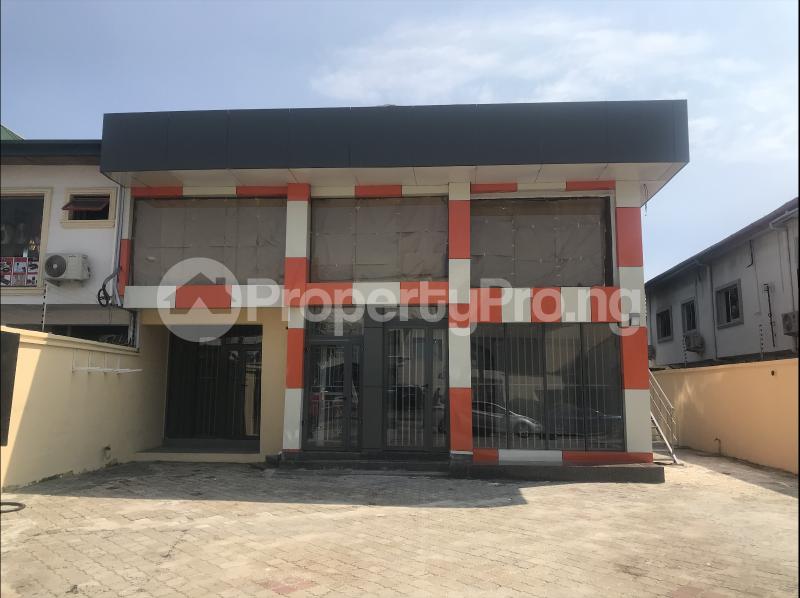 Shop Commercial Property for rent Lekki Phase 1 Lekki Lagos - 2